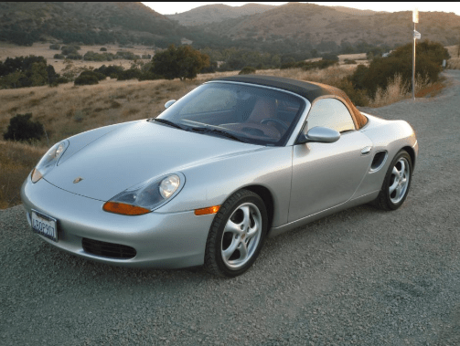 1998 Porsche Boxster Owners Manual and Concept