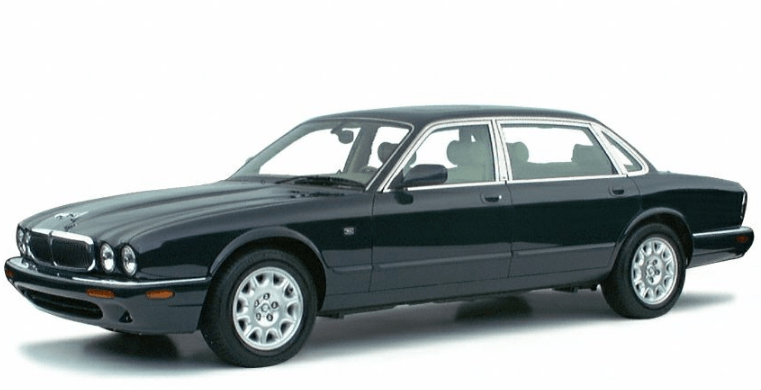 2000 Jaguar XJ8 Concept and Owners Manual