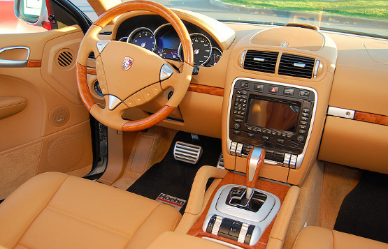 2001 Porsche Cayenne Interior and Redesign