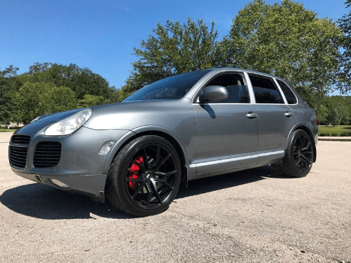 2004 Porsche Cayenne Owners Manual and Concept
