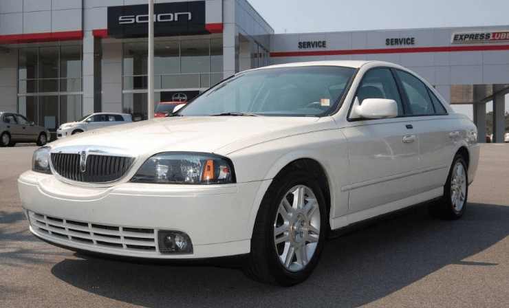 2005 Lincoln LS Concept and Owners Manual