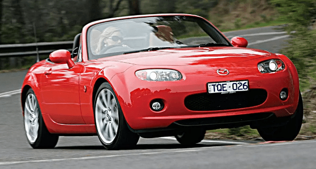 2005 Mazdaspeed Miata MX-5 Owners Manual and Concept