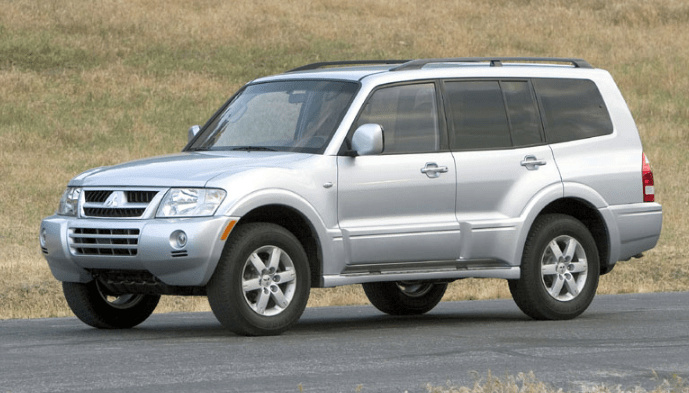 2005 Mitsubishi Montero Concept and Owners Manual