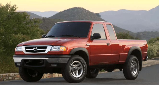2006 Mazda B2300 Owners Manual and Concept