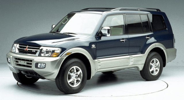 2006 Mitsubishi Montero Concept and Owners Manual