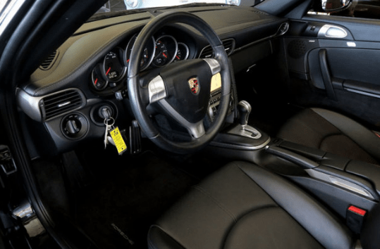2006 Porsche 911 Interior and Redesign