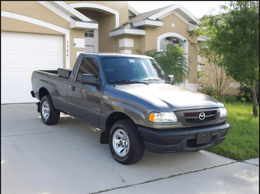 2007 Mazda B4000 Owners Manual and Concept
