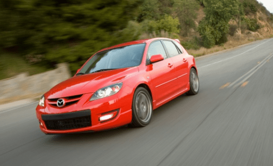 2007 Mazdaspeed 3 Owners Manual and Concept