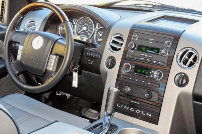 2008 Lincoln Mark LT Interior and Redesign