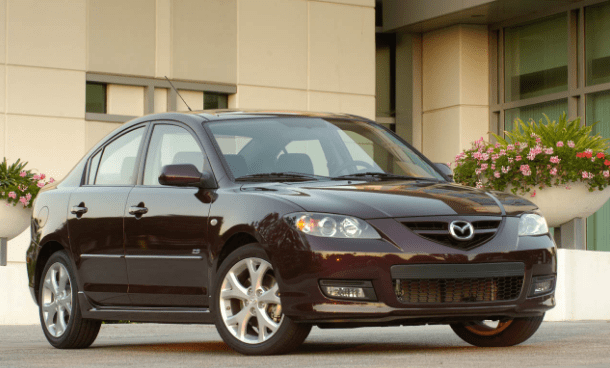 2008 Mazdaspeed 3 Owners Manual and Concept