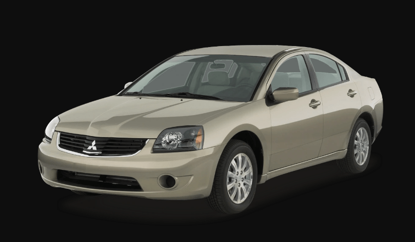 2008 Mitsubishi Galant Concept and Owners Manual