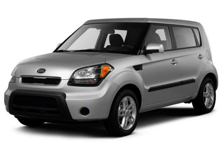 2011 Kia Soul Concept and Owners Manual