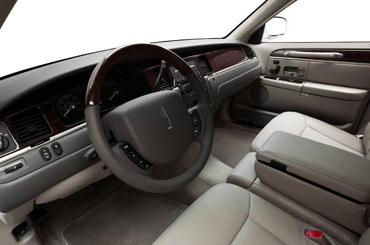 2011 Lincoln Town Car Interior and Redesign