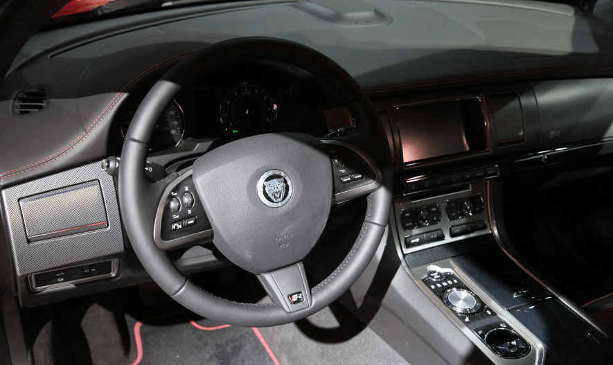 2012 Jaguar XF Interior and Redesign