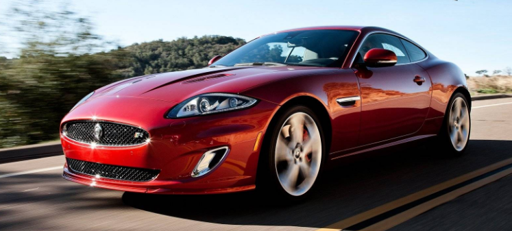 2012 Jaguar XK Concept and Owners Manual