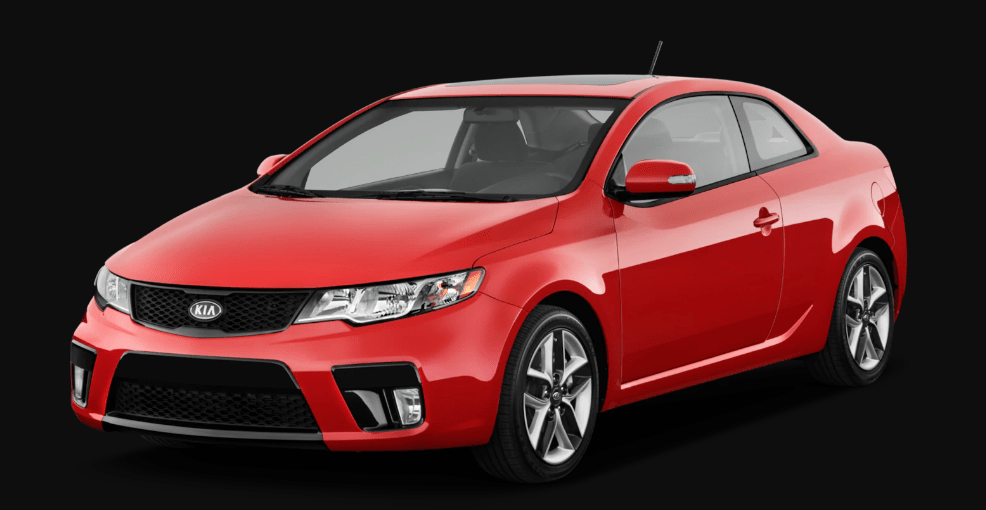 2012 Kia Forte Koup Concept and Owners Manual