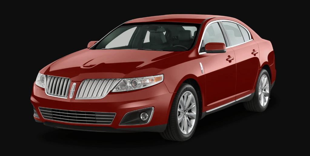 2012 Lincoln MKS Concept and Owners Manual