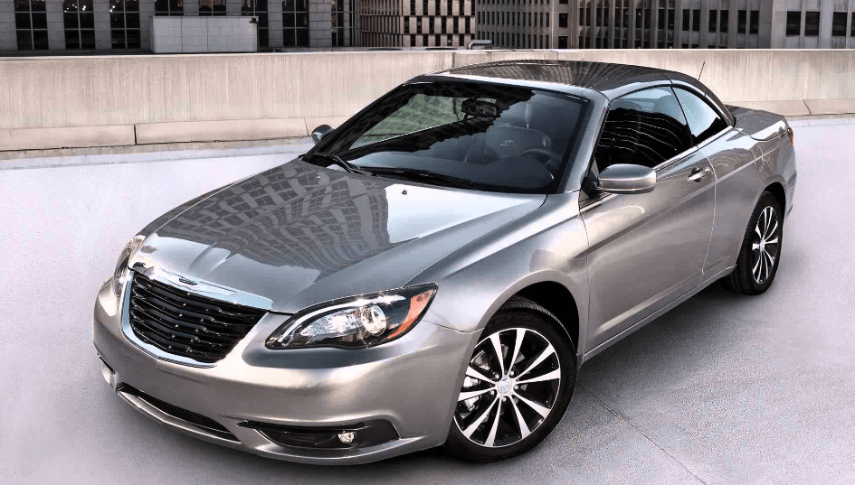 2013 Chrysler 200 Concept and Owners Manual