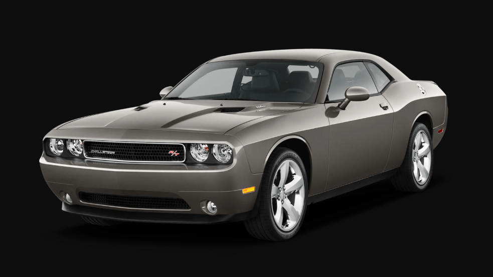 2013 Dodge Challenger Concept and Owners Manual