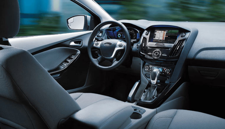2013 Ford Focus Electric Interior and Redesign
