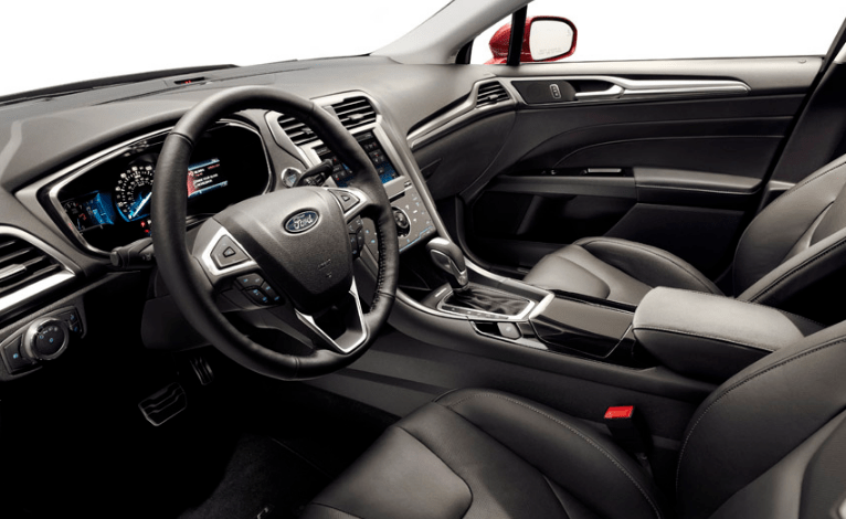 2013 Ford Fusion Energi Interior and Redesign