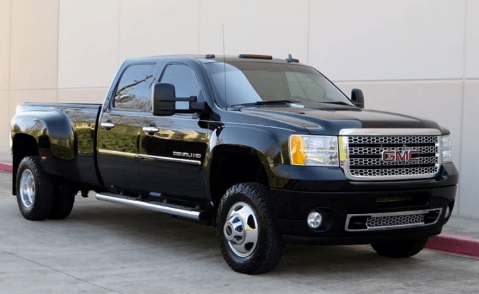 2013 GMC Sierra 3500 Concept and Owners Manual