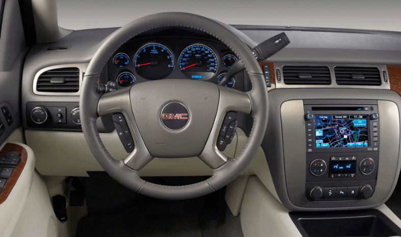 2013 GMC Sierra 3500 Interior and Redesign