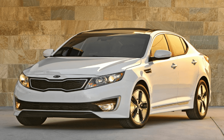 2013 Kia Optima Hybrid Concept and Owners Manual