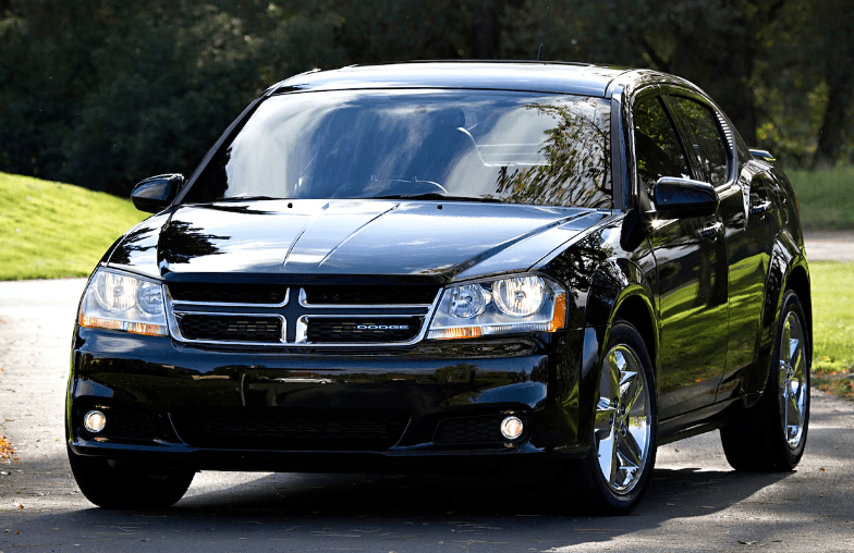 2014 Dodge Avenger Concept and Owners Manual