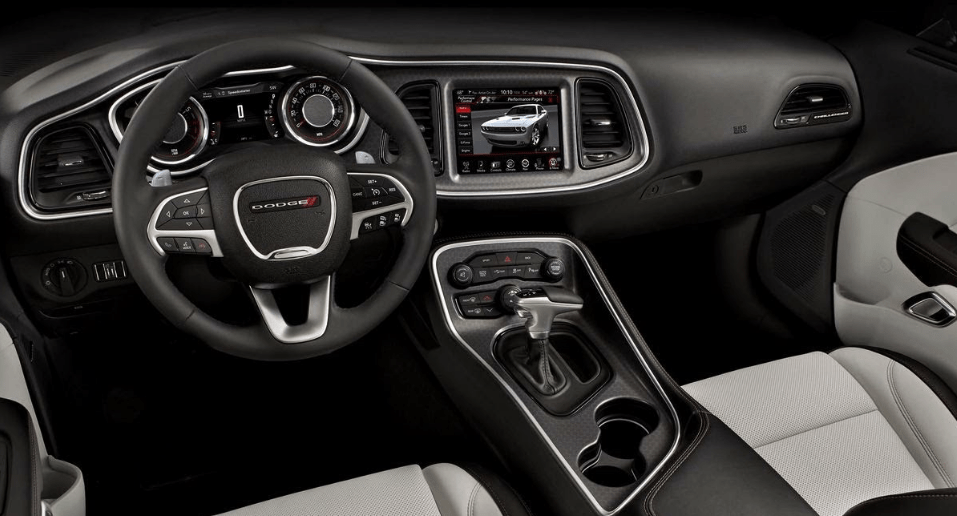 2014 Dodge Challenger Interior and Redesign