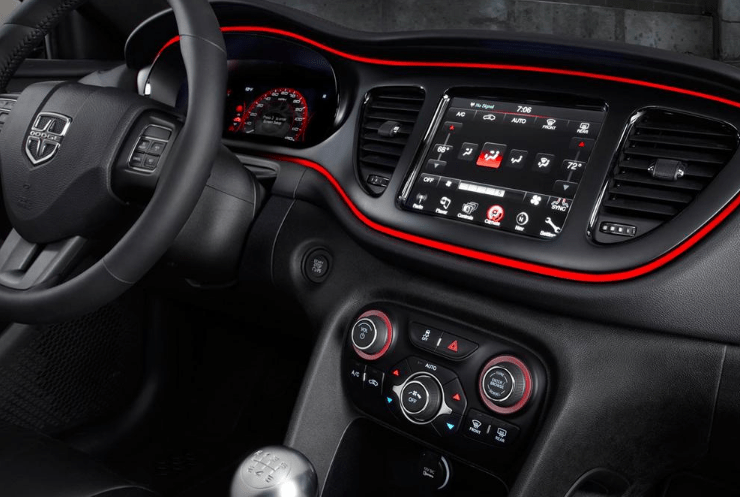2014 Dodge Dart Interior and Redesign