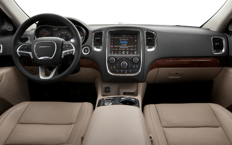 2014 Dodge Durango Interior and Redesign