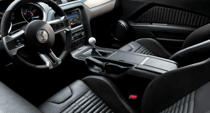 2014 Ford Shelby GT500 Interior and Redesign