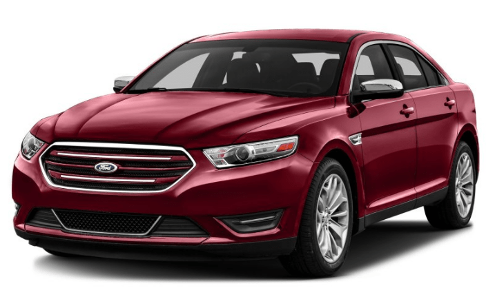 2014 Ford Taurus Concept and Owners Manual