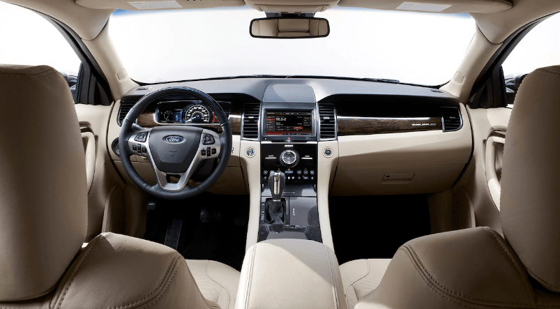 2014 Ford Taurus Interior and Redesign