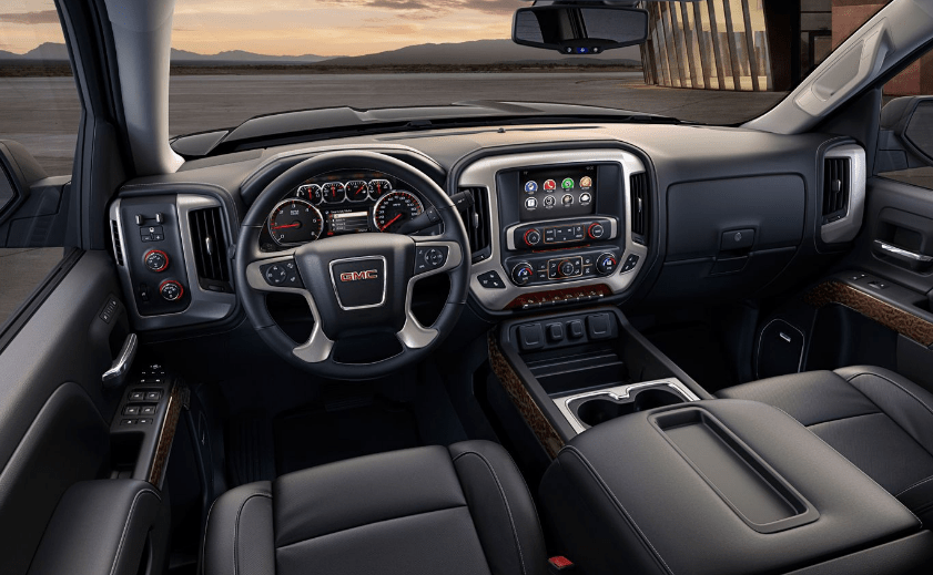 2014 GMC Sierra 2500 Interior and Redesign
