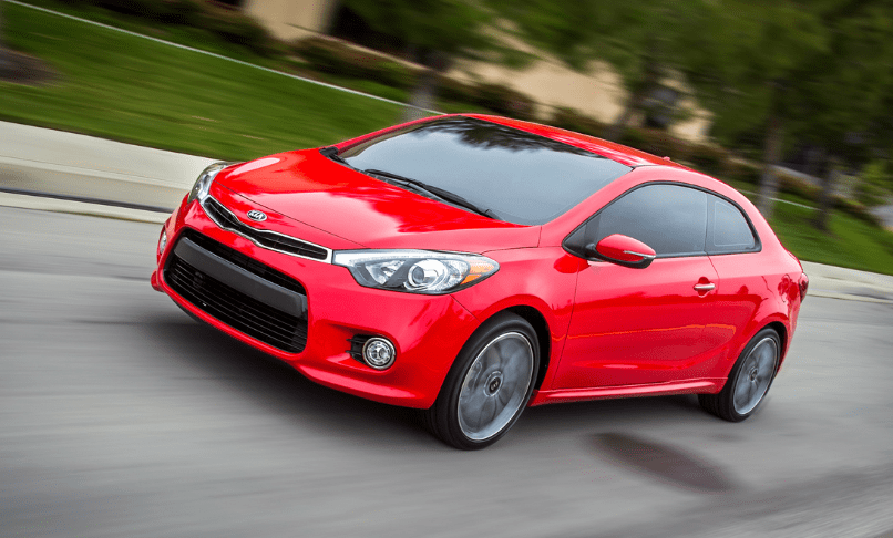 2014 Kia Forte Koup Concept and Owners Manual