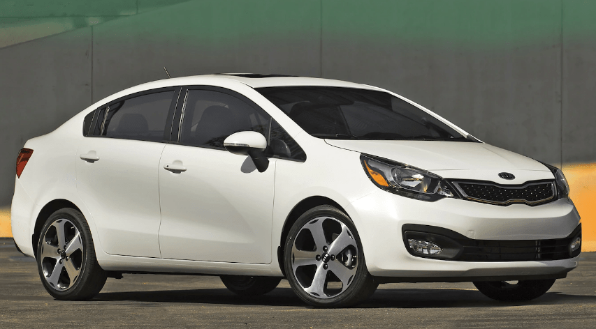 2014 Kia Rio Concept and Owners Manual