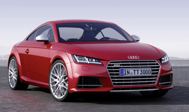 2015 Audi TTS Owners Manual and Concept