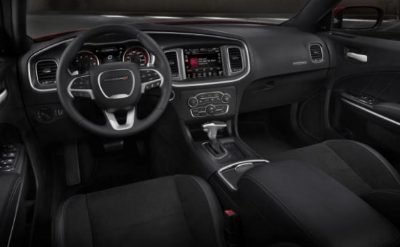 2015 Dodge Charger Interior and Redesign