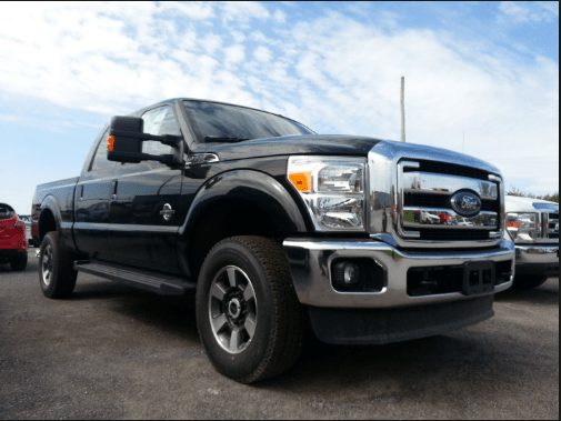 2015 Ford F-350 Owners Manual
