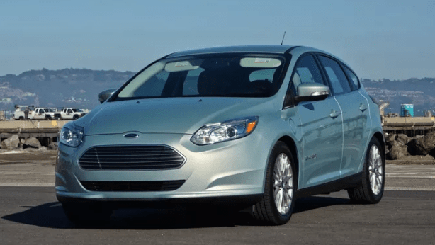 2015 Ford Focus Electric Owners Manual and Concept