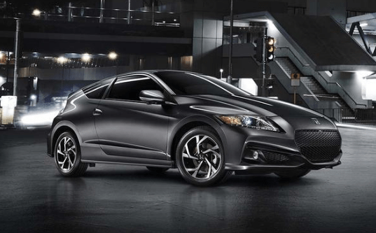 2015 Honda CR-Z Owners Manual and Concept