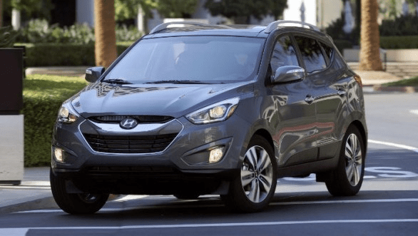 2015 Hyundai Tucson Owners Manual and Concept
