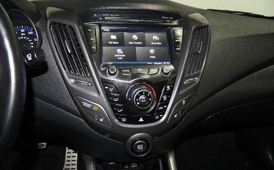 2015 Hyundai Veloster Interior and Redesign