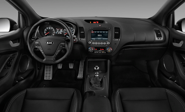 2015 Kia Forte Interior and Redesign