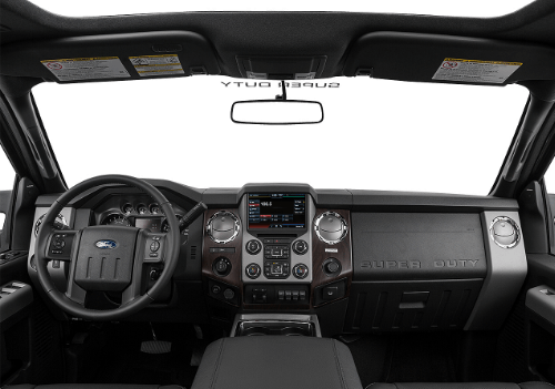 2016 Ford F-250 Interior and Redesign