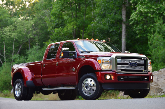 2016 Ford F-450 Owners Manual and Concept