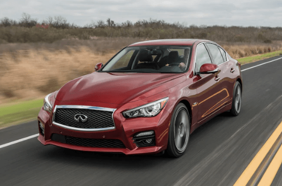 2016 Infiniti Q50 Owners Manual and Concept