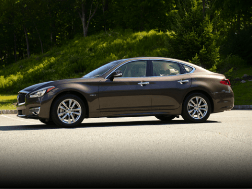 2016 Infiniti Q70h Owners Manual and Concept